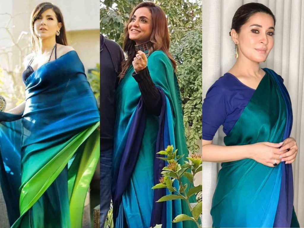 Mahnoor, Nadia or Shaista: An ode to ombré