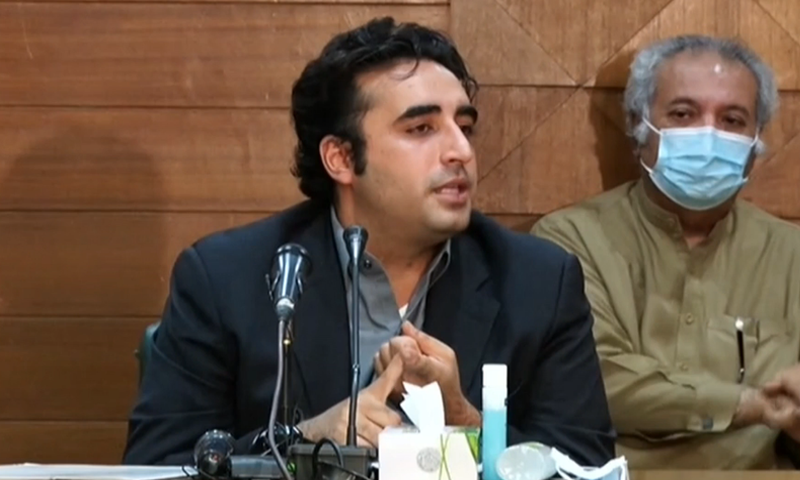 Family from Lahore always 'selected', we weren't: Bilawal Bhutto