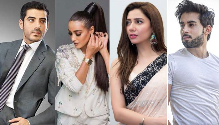Mahira Khan, Iqra Aziz and others ask for help in curtailing spread of Covid