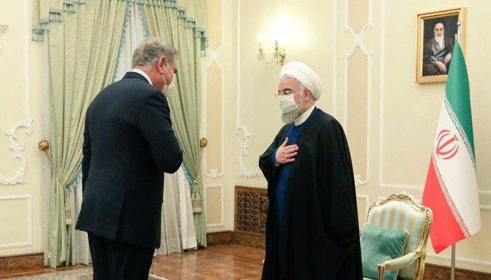 Pakistan and Iran agree to strengthen ties