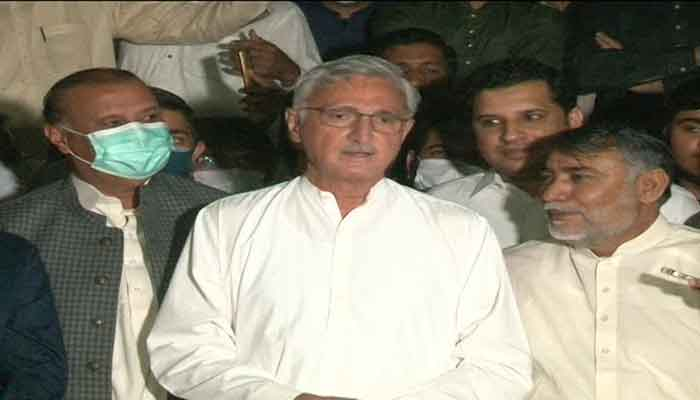 Formed a group to raise my voice against the Punjab govt's revenge tactics: Jahangir Tareen
